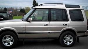 1998 Land Rover Discovery Sold