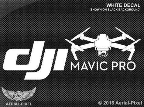 dji mavic pro window case decal sticker fpv quadcopter uav drone phantom ebay