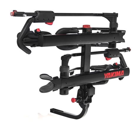 yakima hitch bike rack yakima holdup 2 bike rack for 1 1 4 quot hitches platform