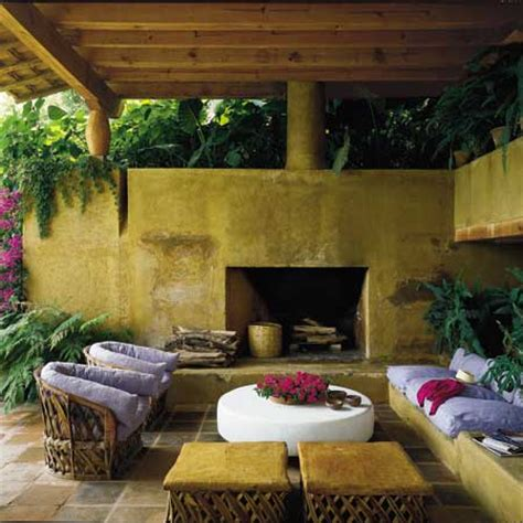 Noosa Life&style Dreaming Of A Fire Pit  Cosy Outdoor Rooms