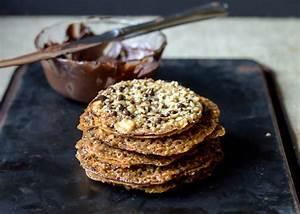 Dark Chocolate Almond Lacey Cookies - Bakerita
