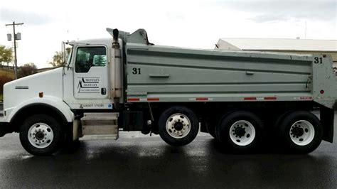 kenworth truck specs 2003 kenworth t800 dump truck for sale pullman wa