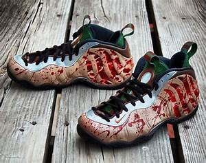 "Nike Air Foamposite One ""Freddy Krueger"" Customs 