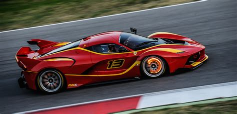 Full Electric Ferrari 'almost An Obscene Concept
