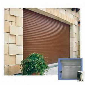 Porte De Garage A Enroulement : porte de garage enroulement porte enroulement ~ Dailycaller-alerts.com Idées de Décoration