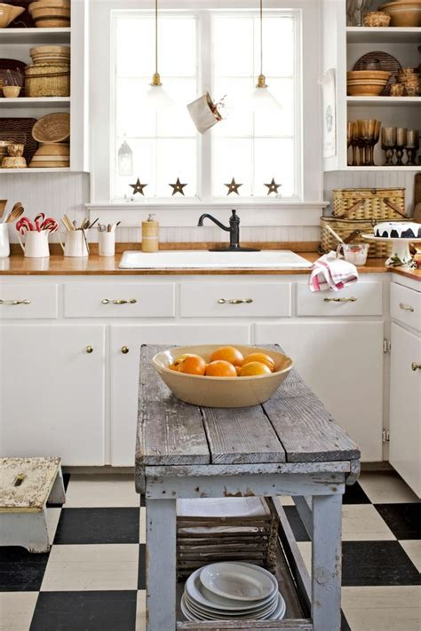 ideas  organizar las cocinas pequenas