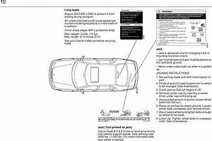 2000 Saab 9 5 Manual