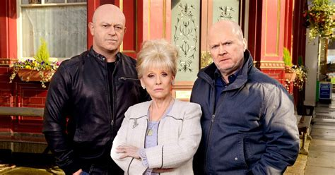 Ross Kemp says Dame Barbara Windsor doesn't know who he is ...