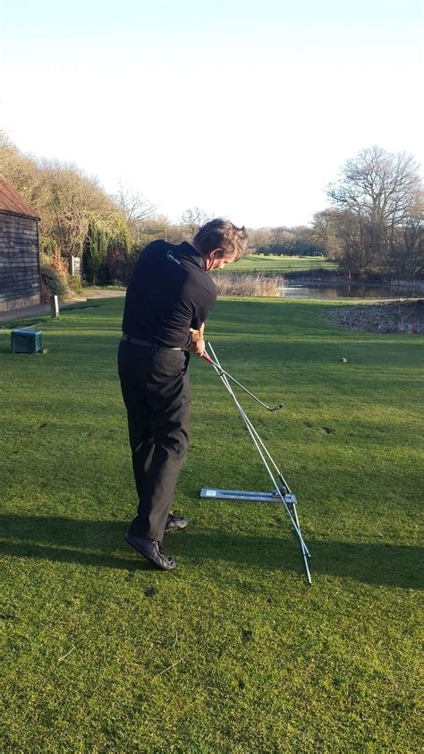 Golf Swing System by Swingcheck With Alistair Hardaway Golf Swing