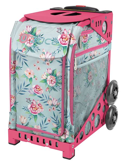 zueca rolling bags heavy duty lightweight luggage  shipping