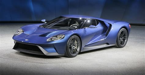 hot ford gt   priced