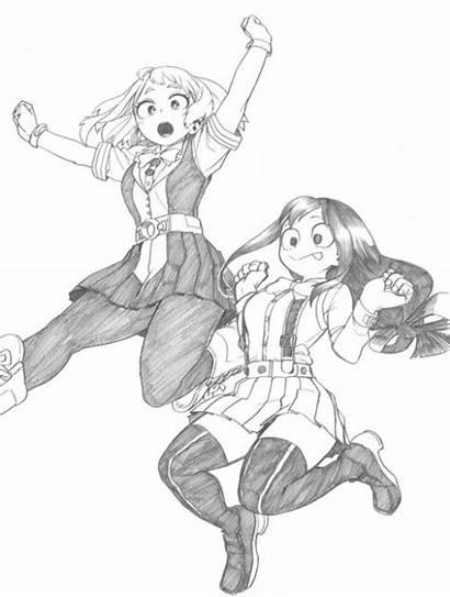 Horikoshi Sketches Sketch