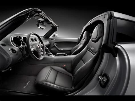 Pontiac Solstice Interior by 2009 Pontiac Solstice Coupe Interior Image General