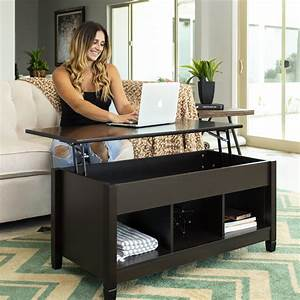 Best, Choice, Products, Modern, Home, Coffee, Table, Furniture, W, Hidden, Storage, And, Lift, Tabletop