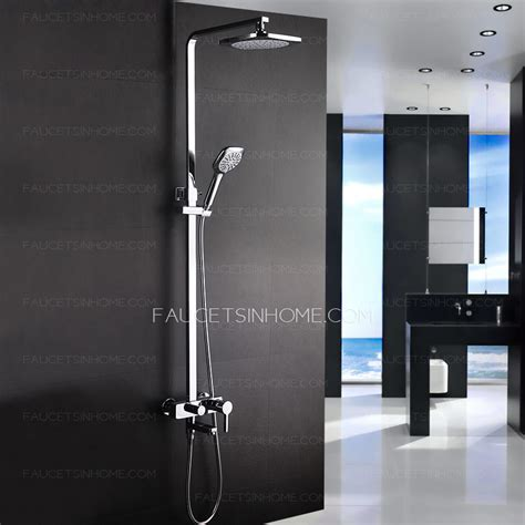 single kitchen faucet modern designed outdoor exposed shower faucet system