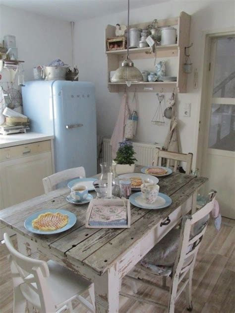 charming shabby chic kitchens youll