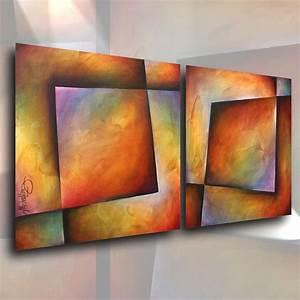 Abstract Painting Modern Contemporary Original Art Decor
