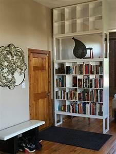 Ikea Regale Küche : 55 kallax regal ideen als raumteiler kleiderschrank garderobe und co raumteiler ideen ~ Watch28wear.com Haus und Dekorationen