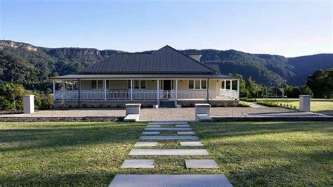 Modern Country Farmhouse Plans Contemporary Farmhouse