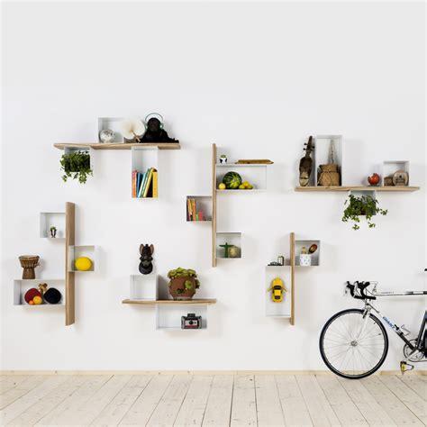 Étagères Murales Design Boxes