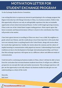how to do an academic resume write an awesome motivation letter for student exchange