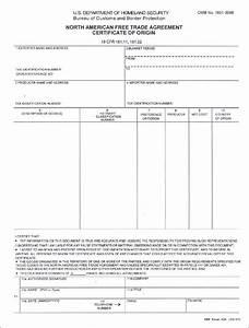 pin nafta certificate of origin template image search With nafta certificate of origin template