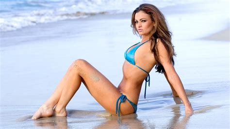 The Most Hottest & Stunning Women Wrestlers In The World