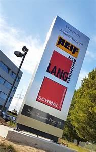 Bauunternehmen In Karlsruhe : stelen pylone leuchtk sten lichtwerbung leuchtreklame mvlichtwerbesysteme karlsruhe ~ Markanthonyermac.com Haus und Dekorationen