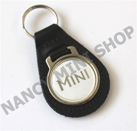 porte cl 233 cuir mini blanc rond nms3502 mini cooper nancy mini shop