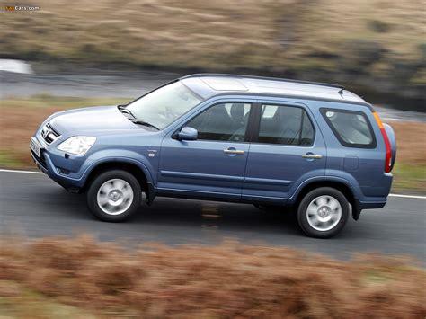 Pictures of Honda CR-V UK-spec (RD5) 2001–07 (1280x960)