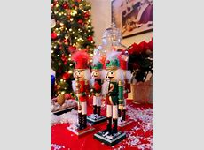 Nutcracker Themed Christmas Dessert Table by Party Z