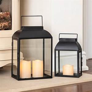 Create, A, Welcoming, Entrance, To, Your, Home, With, Our, Candle, Lantern, Duo, Perfect, For, Placing, Next