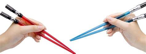 Light Saber Chopsticks by Lightsaber Chopsticks Wired
