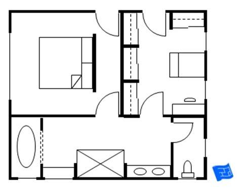walk in closet floor plans master bedroom floor plans
