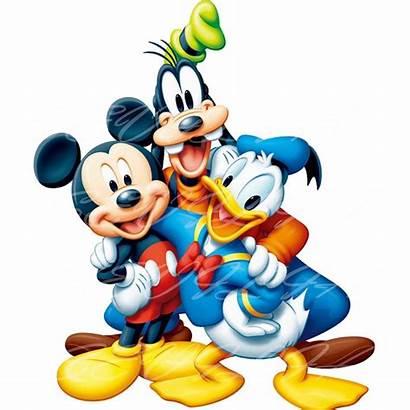 Disney Mickey Mouse Clip Friends Donald Micky