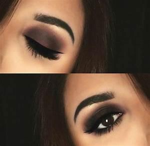Maquillage Soirée Yeux Marrons : le maquillage pour yeux marron 51 id es en photos et ~ Melissatoandfro.com Idées de Décoration