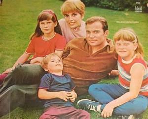William Shatner and family | People I Like | Pinterest ...