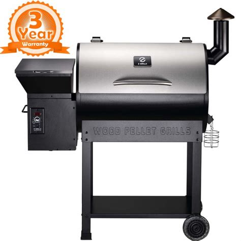 grills pellet smoker bbq grill wood smokers zpg electric smoke control pellets cooking charcoal superiortoplist grilling area bestop3 sq inch