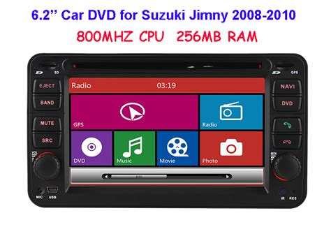 Brand Car Dvd Gps Navi Autoradio Headunit For Suzuki Jimny