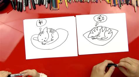 kitten draw cutest ever hub feature