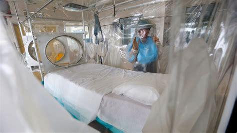 ebola premier cas d infection diagnostiqu 233 aux 201 tats unis