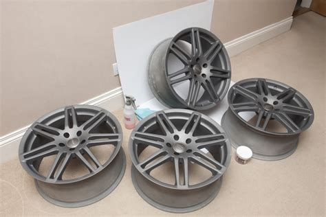 21 quot s line wheel touch up paint audiworld
