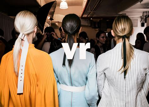 Vr Fashion Shows Latest Advances In Virtual Reality