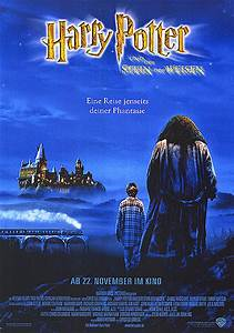 Harry Potter And The Philosopher's Stone movie posters at ...