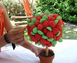 Deco Bonbon Anniversaire : arbre bonbons pour une f te trucs et deco d co bonbons ~ Melissatoandfro.com Idées de Décoration