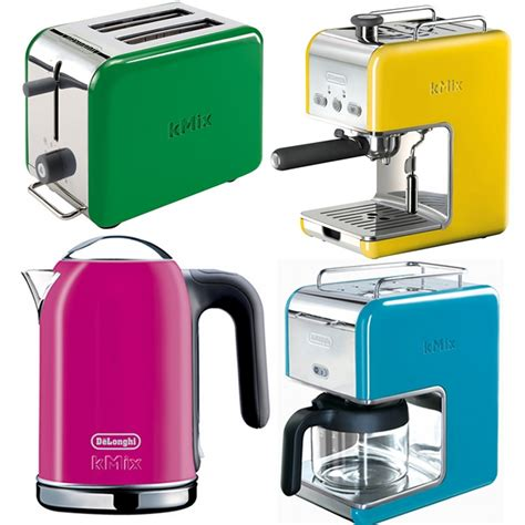 Colorful Kitchen Appliances To Brighten My Kitchen