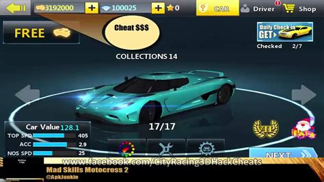 city racing 3d hack tool 2015 april
