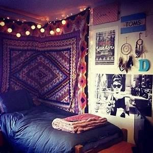 Indie bedroom decor ideas | Bedroom Decor | Pinterest