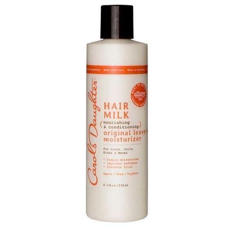 carols daughter hair milk original leave  moisturizer