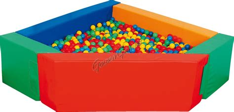 vasca palline per bambini vasca di palline angolare